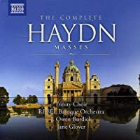 Joseph Haydn Messes (Intégrale)