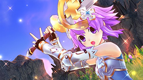 四女神オンライン CYBER DIMENSION NEPTUNE - PS4