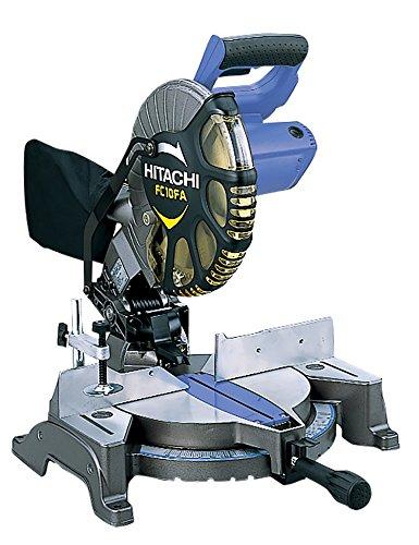 HiKOKI(旧日立工機) 卓上丸のこ 刃径255mm AC100V 左45度傾斜切断可 FC10FA