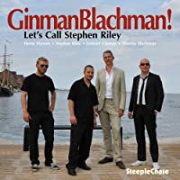 Ginman-Blachman!: Lets Call Stephen Riley