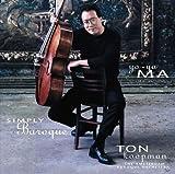 Simply Baroque (Blu-Spec) by Yo-Yo Ma (2009-08-26)