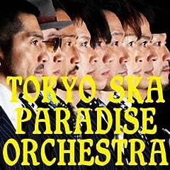 東京スカパラダイスオーケストラ「LET ME COME THE RIVER FLOW feat. Manu CHAO」のジャケット画像