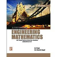 A Textbook of Engineering Mathematics (PTU, Jalandhar) Sem-III/IV/V