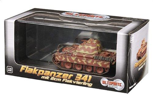 1:72 ドラゴンモデルズ アーマー コレクター シリーズ 60594 MAN 2cm Vierling Flak装甲車 ディスプレイ モデル ドイツ軍 Nuremberg ドイツ 1945【並行輸入