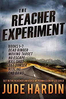The Jack Reacher Experiment Books 1-7 (A Reacher Universe Collection) by [Hardin, Jude]