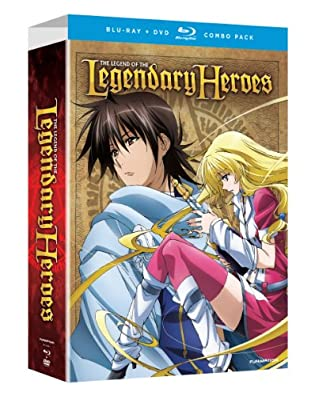 Legend of the Legendary Heroes Part 1 [Blu-ray] [Import]