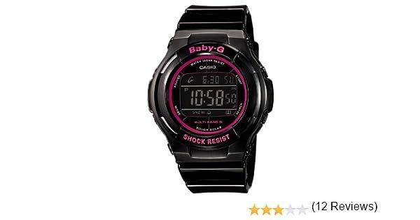 c12a9f0fd7 Amazon | [カシオ]CASIO 腕時計 BABY-G ベビージー 電波ソーラー BGD-1310-1JF レディース | 国内メーカー |  腕時計 通販