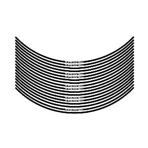 エムディーエフ(MDF) リムストライプ ソリ...の関連商品2