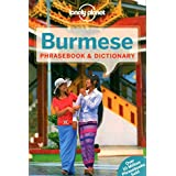 Burmese Phrasebook 5/E (Lonely Planet Phrasebooks & Dictionary)