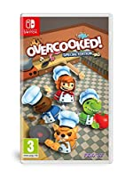 Overcooked: Special Edition (Nintendo Switch) (輸入版)