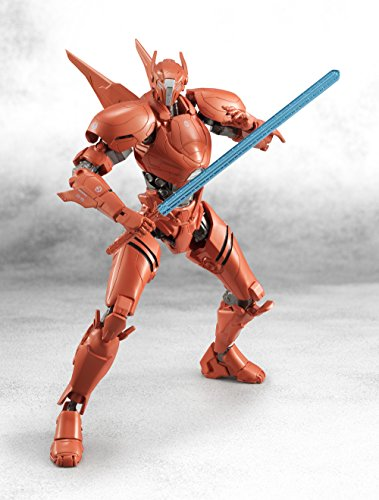 ROBOT魂 パシフィック・リム [SIDE JAEGER] セイバー・アテナ 約160mm ABS&PVC製 塗装済み可動フィギュア