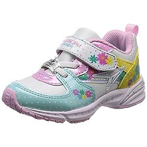 [シュンソク] 運動靴 レモンパイ SLIM 15cm~19cm 1E LEC 4770