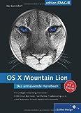 OS X 10.8 Mountain Lion: Das umfassende Handbuch