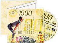 CDCard会社1990–Theクラシック年CD–誕生日カードcdc1703576