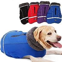 犬 服 犬用ジャケット 冬 コート 防水 防寒 小型犬 中型犬 大型犬 お出かけ 暖かい