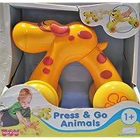 Press & Go動物 – 犬