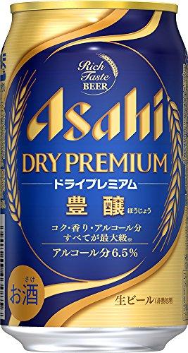 ドライプレミアム豊醸 350ml×24本