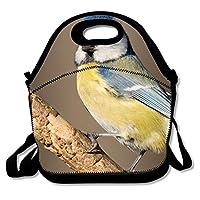 ランチバッグネオプレンジッパー洗濯可能伸縮性防水アウトドア通学旅行ピクニックトートバッグ再利用可能なバッグボックスメンズレディース大人用子供用