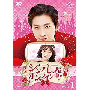 シンデレラはオンライン中! DVD-SET1