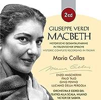 Verdi: Macbeth (GA) by Maria Callas