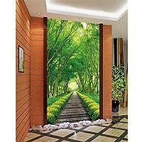 Ansyny 3D部屋の壁紙カスタム壁画不織布壁ステッカーパス絵画写真テレビソファの背景壁紙用壁-360X250CM