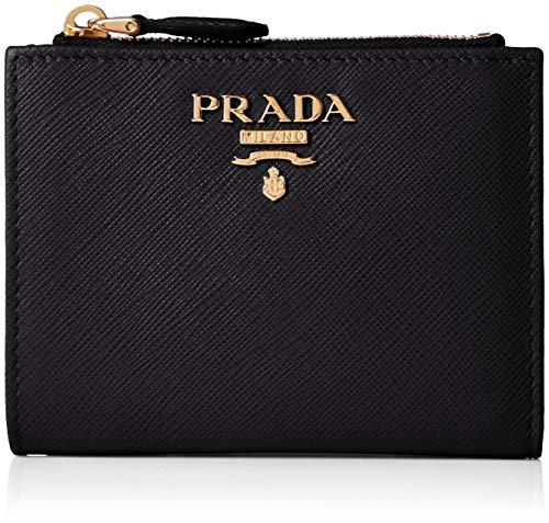 [プラダ]折り財布 レディース コンパクト財布 二つ折り 1ML023 QWA [並行輸入品]