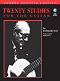 Andres Segovia: 20 Studies for the Guitar