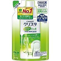 チャーミークリスタ 消臭ジェル 食洗機用洗剤 詰め替え 420g