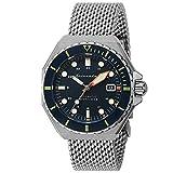 [Spinnaker] 腕時計 DUMAS SP-5081-22 メンズ シルバー