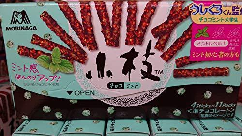 森永 小枝 チョコミント 44本x10個