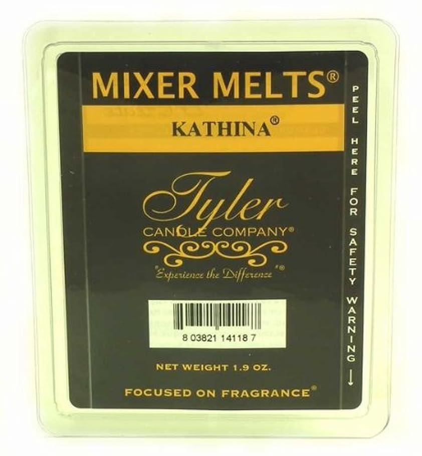 連続的許す農奴Tyler Candles Mixer Melts - Kathina by Tyler Candles
