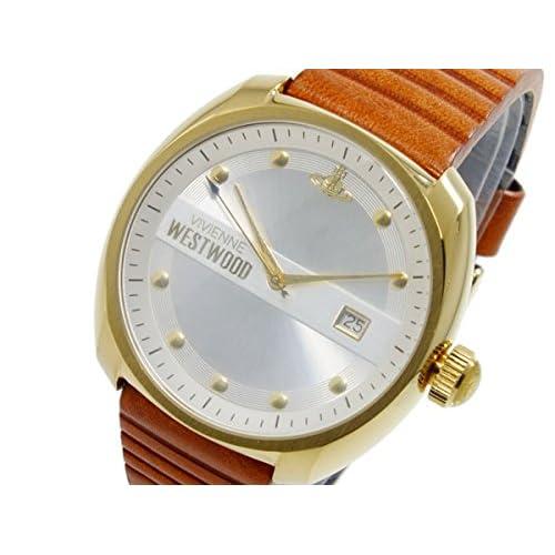 ヴィヴィアン ウエストウッド VIVIENNE WESTWOOD クオーツ メンズ 腕時計 VV080SLTN[並行輸入]