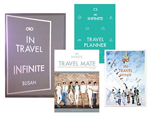 INTRAVEL INFINITE DVD & BOOK