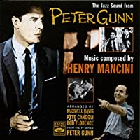 The Jazz Sound from Peter Gunn by Henry Mancini (2004-11-16)