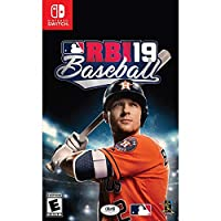 MLB RBI 19 BASEBALL - Nintendo Switch by Major League Baseball - Imported from America..