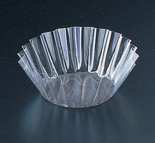 MIN(マイン ) フードケース 彩 透明(500枚入) 5F M33-573