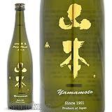 秋田県 山本合名 白瀑 山本 ( やまもと ) 純米吟醸 ピュアブラック 潤黒 720ml