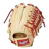 ローリングス(Rawlings) 野球用 グラブ グローブ 大人用 軟式用 HYPER TECH R9 SERIES ハイパーテック R9 シリーズ[投手・内野手用]サイズ 11.25 GR1R9N62 11.25 インチ ※右投げ用