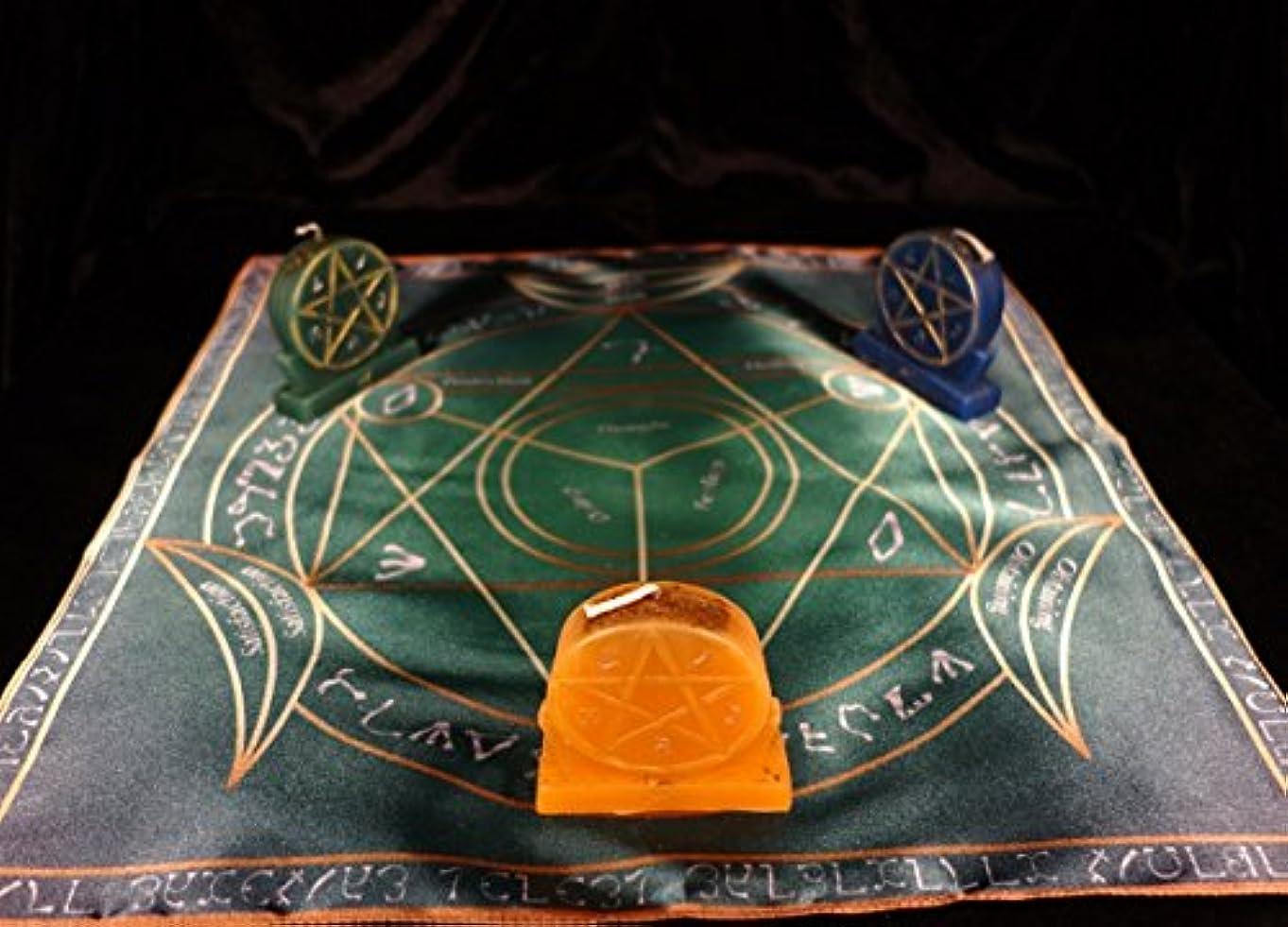 離す最初愛国的なPagan Ritual MagicウィッカMystic trikvetr Sex Appeal r-014