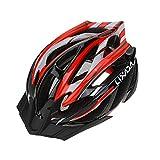 LIXADA 全6色 自転車用 ヘルメット サイクリング ロード マウンテン バイク サイクル アジャスターサイズ調整可能