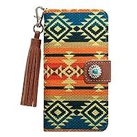 スマホケース Bales(バルス) Native & Conch(ネイティブ&コンチョ) Design Case Season 1 TYPE-C (iPhone 7/8専用) 手帳型 スマートフォン ケース ネイティブ柄 ケース カードスロットル付 スタンド機能 ファッション お洒落