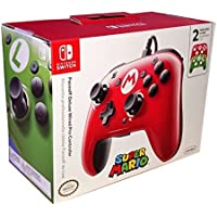 PDP Nintendo Switch Faceoff Wired Pro Controller with 2 Super Mario Controller Faceplates [並行輸入品]