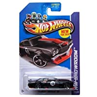 Hot Wheels HW Showroom '70 Chevy Chevelle SS Black #250/250