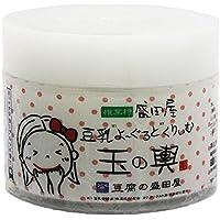 【豆腐の盛田屋】豆乳よーぐるとくりぃむ 玉の輿 50g