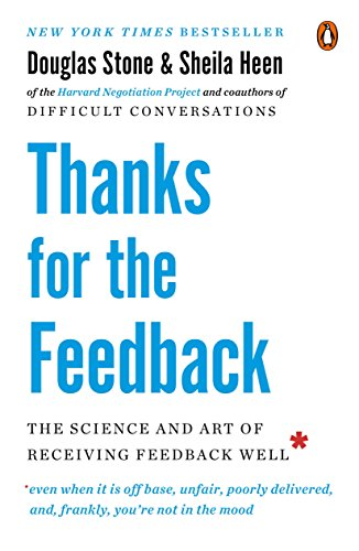 amazon thanks for the feedback the science and art of receiving