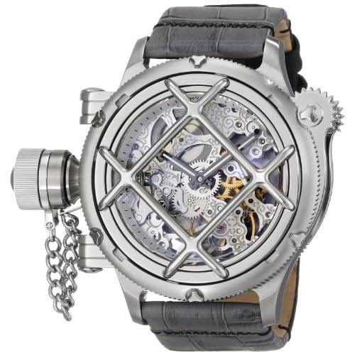 [インビクタ] Invicta 腕時計 Russian Diver Collection ロシアン ダイバー コレクション 手巻き式 14629 メンズ 日本語取扱説明書付き 【並行輸入品】
