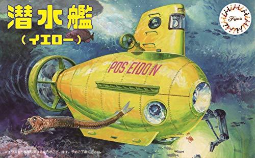 フジミ模型 自由研究シリーズ No.61 のりもの編 潜水艦...