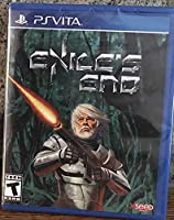Exile's End PlayStation Vita Limited Run Game #159 (輸入版)