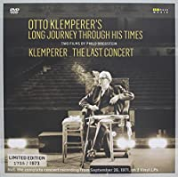 Otto Klemperer's Long Journey through Times / Klemperer: The Last Concert (2LP+2DVD) [Analog]
