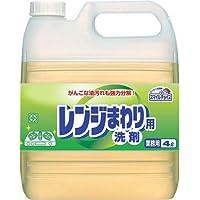 スマイルチョイス レンジまわり用洗剤 業務用 4L